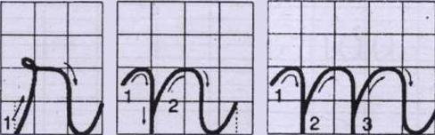 Bài 2: Bé học chữ r, m, n