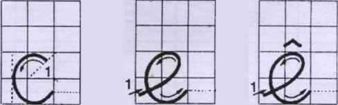 Bài 7: Nhóm chữ cái: c, e, ê