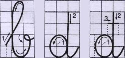 Bài 9: Nhóm chữ: b, d, đ