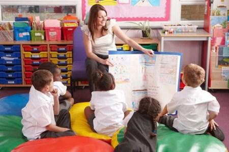 Ở nước ngoài, trẻ em được giáo dục giới tính như thế nào?