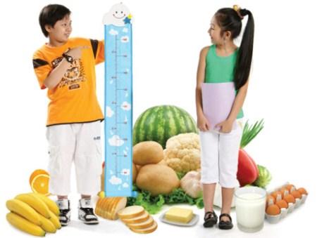 Điểm danh những thực phẩm giúp cải thiện chiều cao tốt nhất cho trẻ