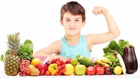 Nên cho trẻ ăn bao nhiêu trái cây mỗi ngày?