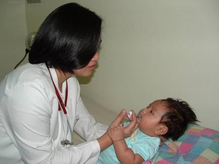Mùa lạnh phòng bệnh tiêu chảy do Rotavirus