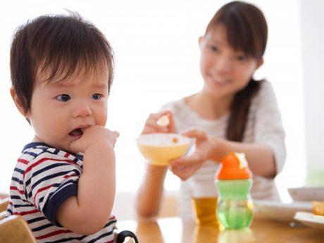 Tại sao bé ăn đúng cách mà vẫn không tăng cân