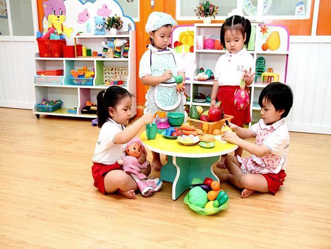 Giữ vững phổ cập giáo dục mầm non cho trẻ 5 tuổi