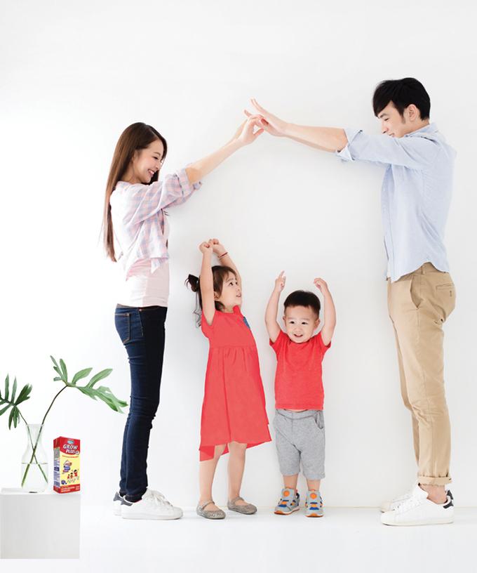Tăng sức đề kháng cho trẻ suy dinh dưỡng thấp còi