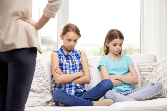 Năm sai lầm khi nuôi dạy con