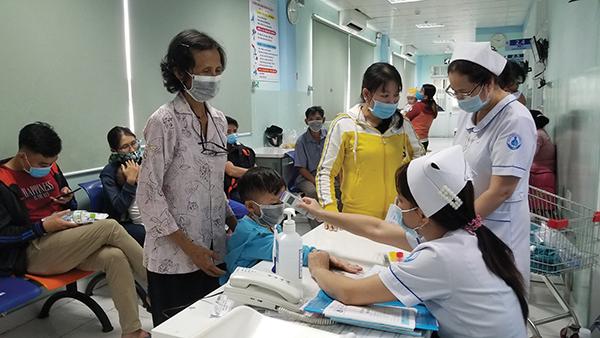 Gia tăng bệnh hô hấp ở trẻ nhỏ